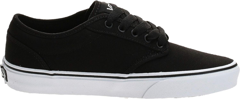 Vans Atwood Canvas, sneakers voor heren Canvas Zwart Wit