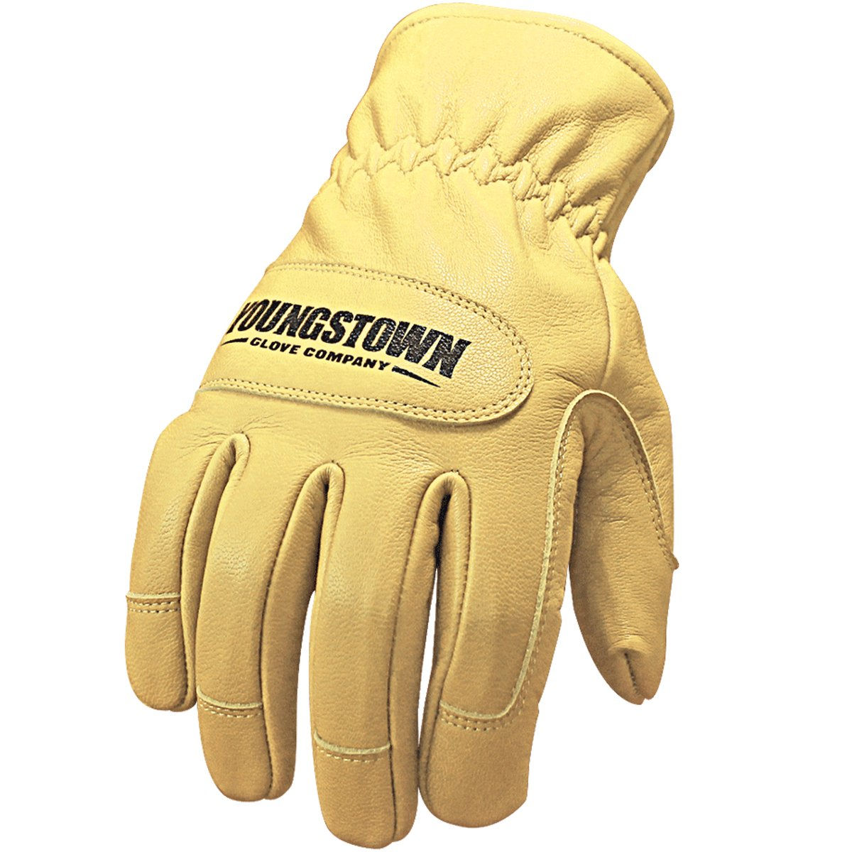 Youngstown Glove 12-3265-60-L Ground Glove Performance Work Gloves, Large, Tan by Youngstown Glove Company (Image #1)