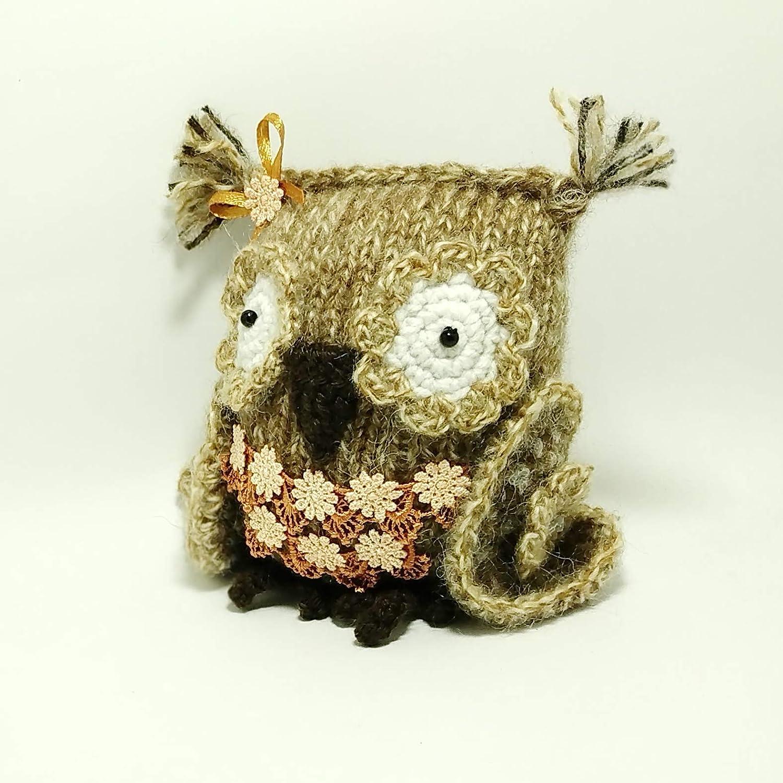 Amigurumi Owl | Crochet Owl | Stuffed Owl | Owl Plush | Stuffed ... | 1500x1500