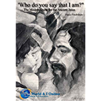 """Jesus: """"Who Do You Say That I Am?"""""""