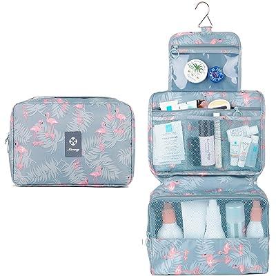 Hanging Travel Toiletry Bag Cosmetic Make up Organizer