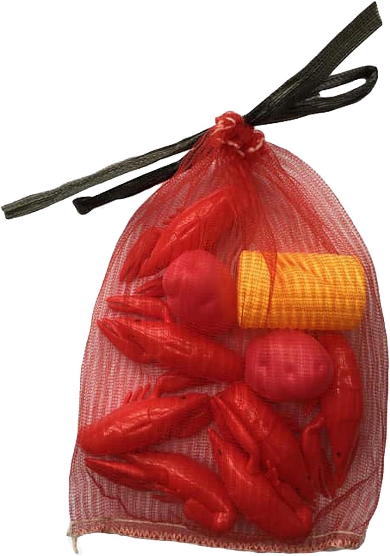 Lil Bit Boiling Co Bag of Crawfish Fixins (Crawfish)