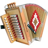 Scarlatti Cajun C Melodeon Accordion