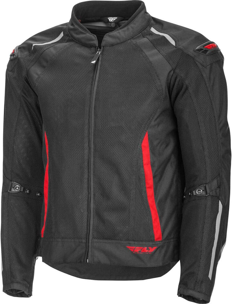 Black Fly Racing Street Cool Pro Mesh Jacket Medium