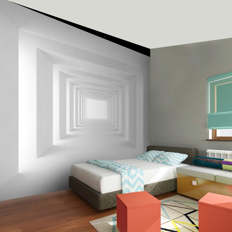 Fototapete 3d Effekt 396 X 280 Cm Vlies Wand Tapete Wohnzimmer