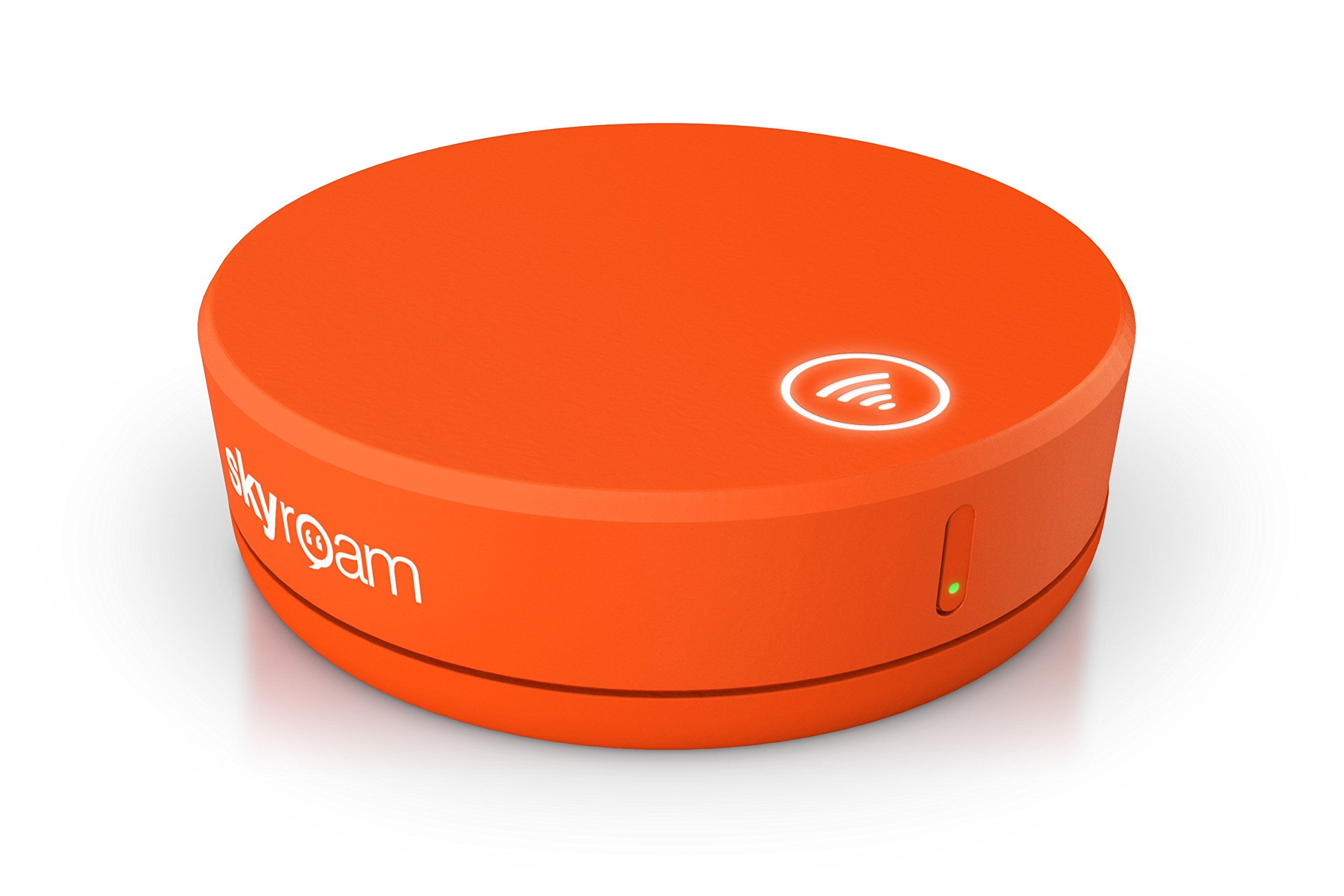 Skyroam Solis: Mobile WiFi Hotspot & Power Bank + 1-Year GoData Data Subscription // Global SIM-Free 4G LTE // Pay-as-You-go // Coverage in 130+ Countries ... by Skyroam