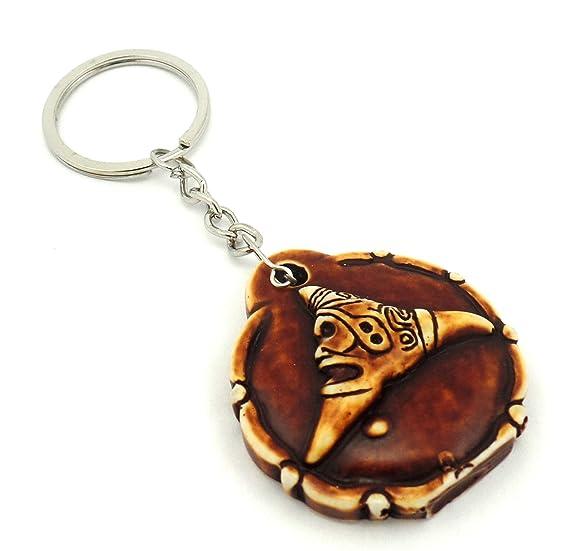 Amazon Taino Keychain Indian Symbol Key Chain Coqui Keychains