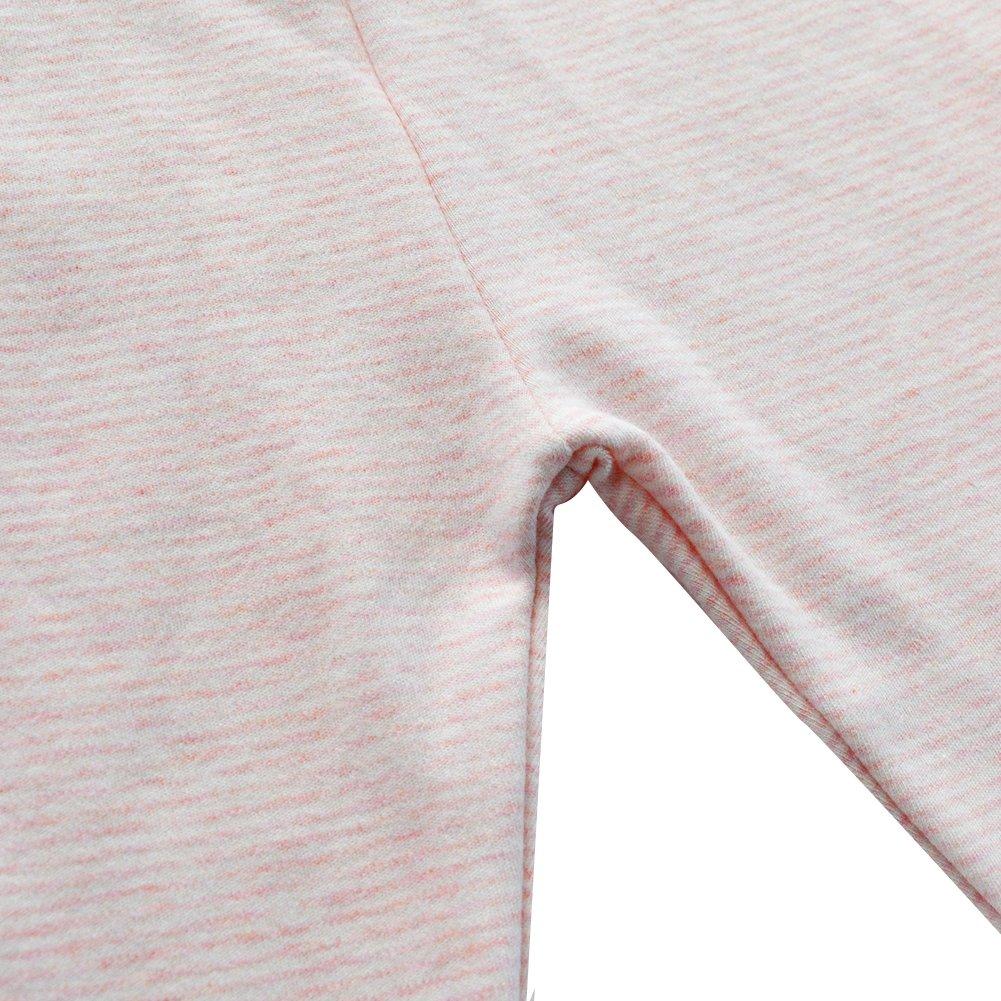 Enfants Ch/éris Toddler Boys Girls Jammies Stripes Soft Cotton Pajamas