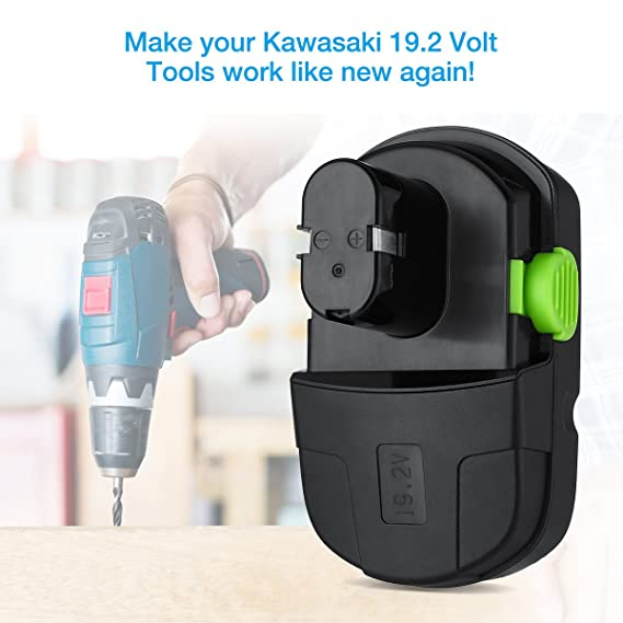 Powerextra Kawasaki 840045 19.2V Replacet Battery 3000mah High ...