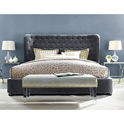 Amazon.com: TOV Furniture The Finley Collection Contemporary Style ...