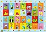 "Little Wigwam Alphabet""No Tear Guarantee"" Educational Poster (60 x 42cm)"