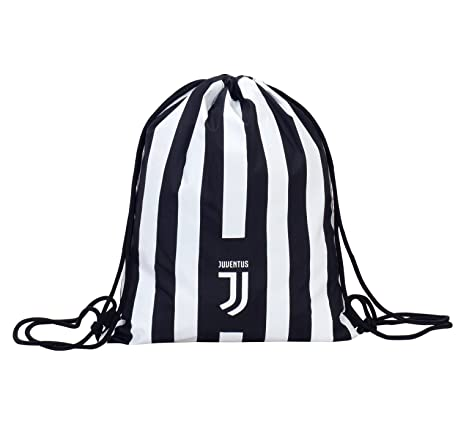 0cf711656f Easy Bag , Juventus ASSIST , Bianco & Nero , 10 Lt , Sacca Sport ...