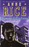 Il vampiro di Blackwood. Le cronache dei vampiri