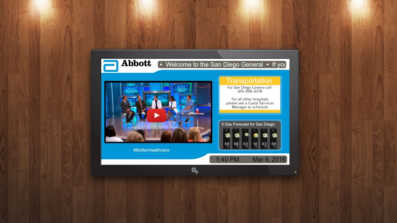 SmartSign2go Digital Signage Player, Turns any TV into a Sign! Simple Cloud-based Software for Non-Technical People. Google Chromebox Player, Custom Design and Free Software Trial Included. by SmartSign2go (Image #5)