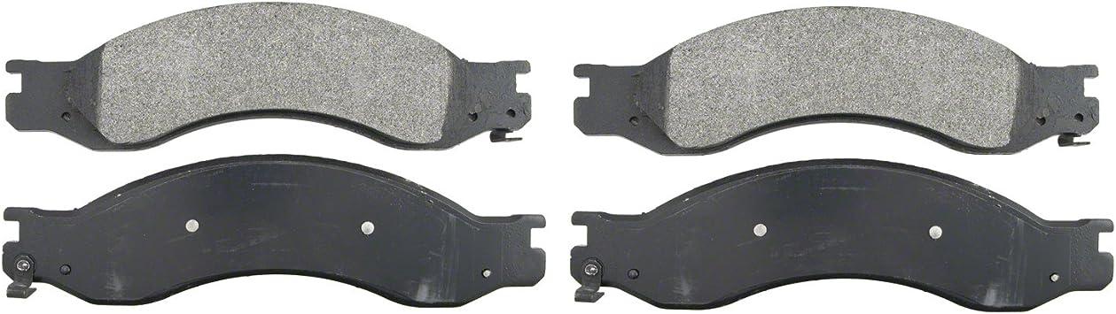 Rear Wagner Severe Duty SX757 Semi-Metallic Disc Pad Set
