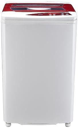 Godrej 6.1 kg Fully-Automatic Top Loading Washing Machine (WT 610 ES, Candy Red)
