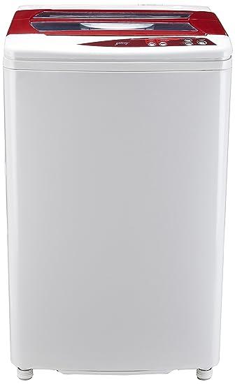 Godrej 6.1 kg Fully Automatic Top Loading Washing Machine  WT 610 ES, Candy Red  Washing Machines   Dryers