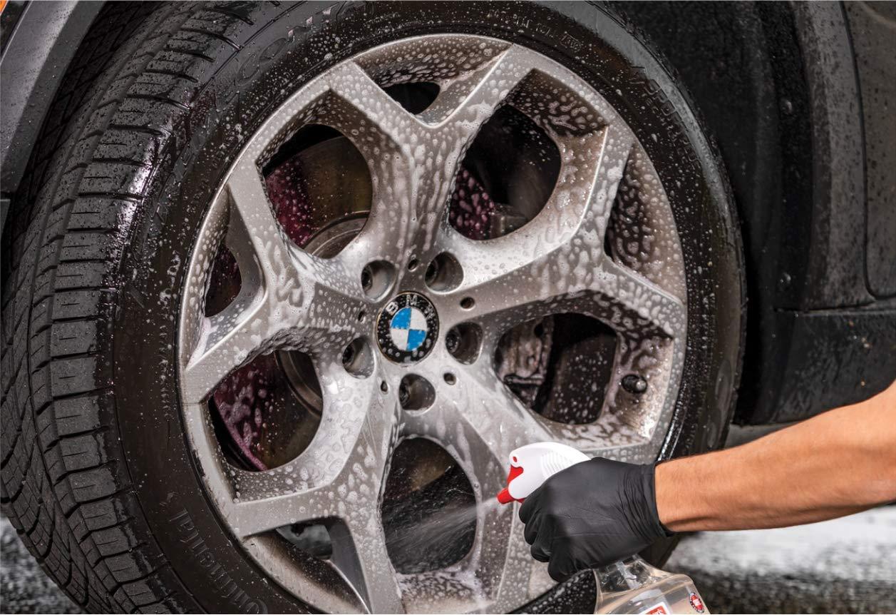 Griot's Garage 11027 Heavy Duty Wheel Cleaner Gallon by Griot's Garage (Image #3)