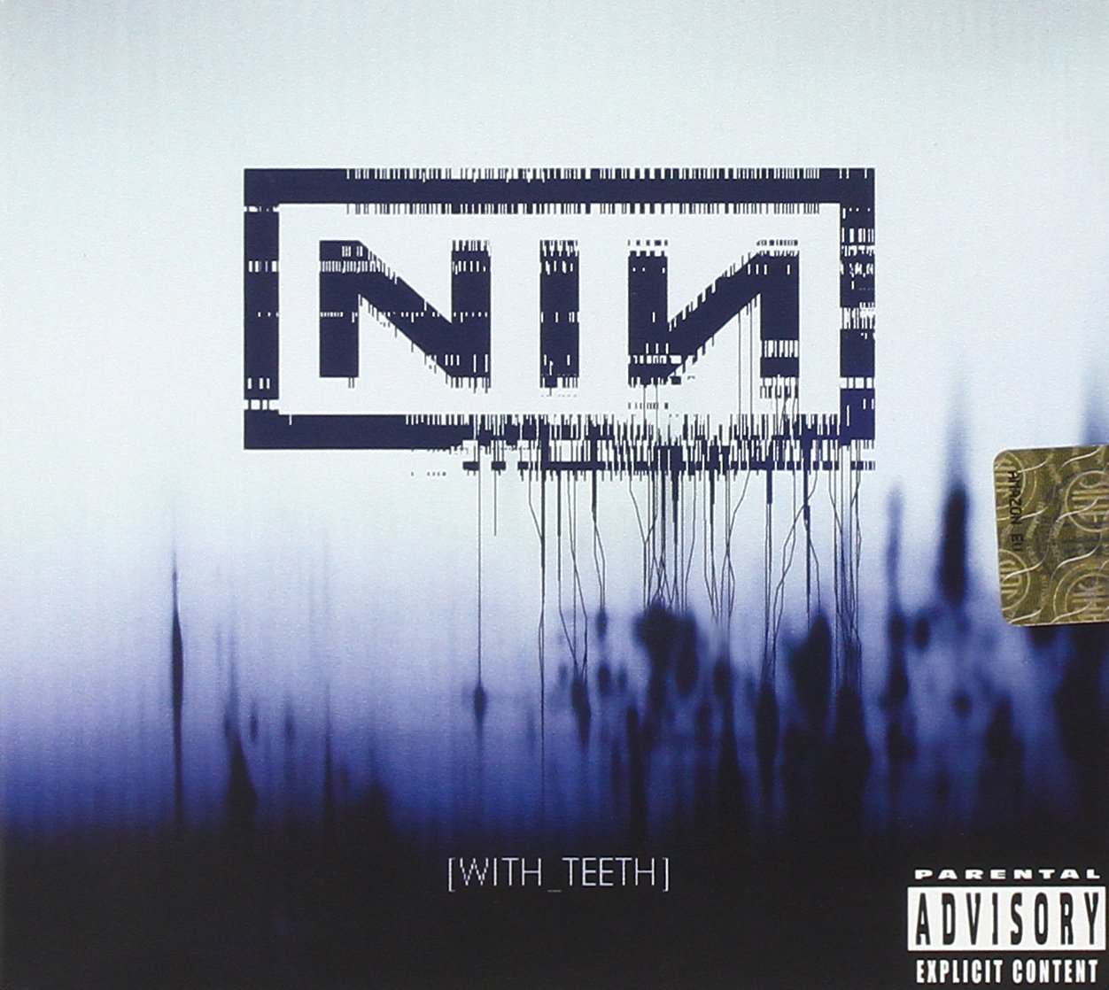 CD : Nine Inch Nails - With Teeth [Explicit Content] (Digipack Packaging)