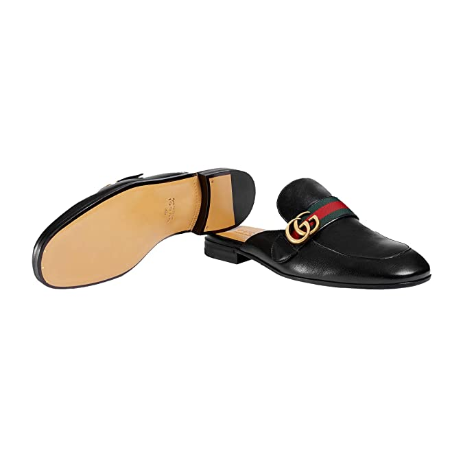 GUCCI - Mocasines Hombre, negro (negro), 39: Amazon.es: Zapatos y complementos