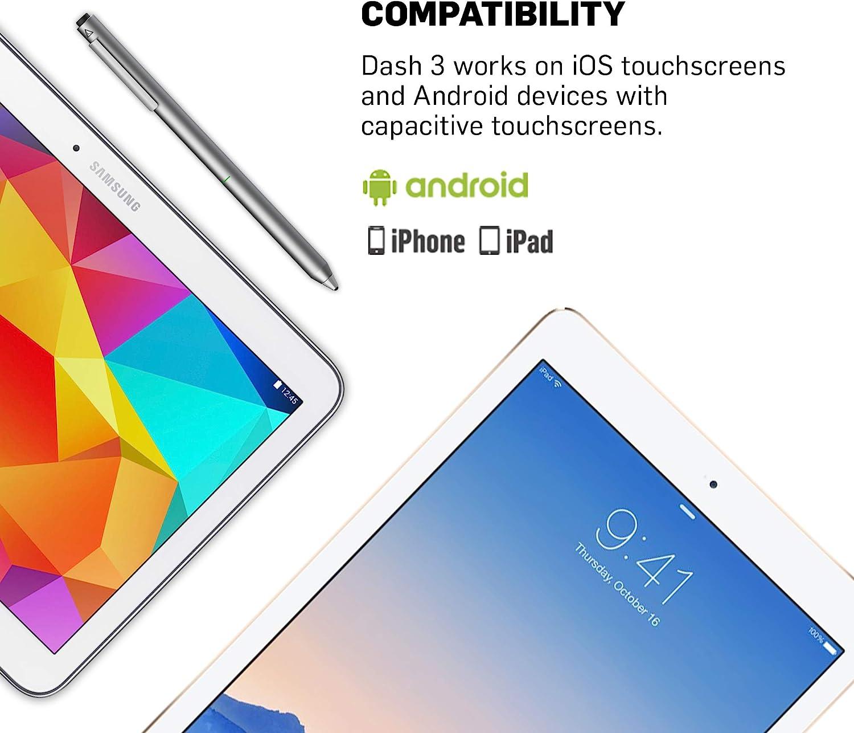 Adonit Dash 3 Stylus Eingabestift Für Ios Android Elektronik