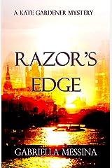 Razor's Edge (Kate Gardener Mysteries Book 5) Kindle Edition