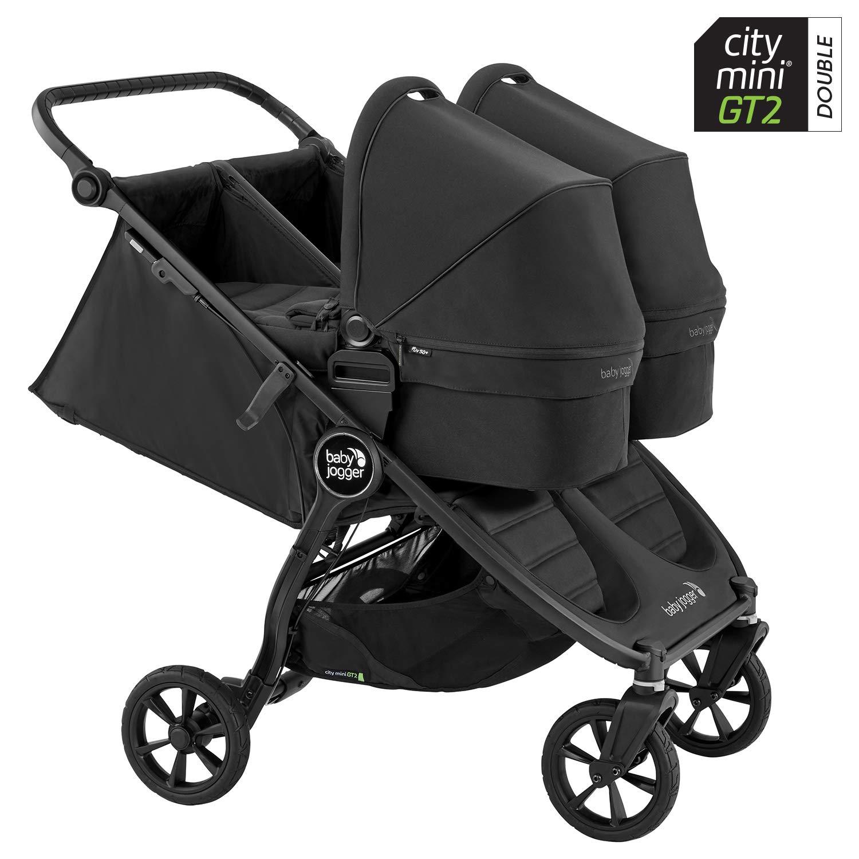 f/ür City Mini/2 Double und City Mini GT2 Double schwarz Jet Baby Jogger Zusammenfaltbare Babywanne