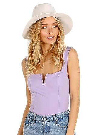 Amazon.com  Janessa Leone Women s Celeste Hat a8ce11047c3