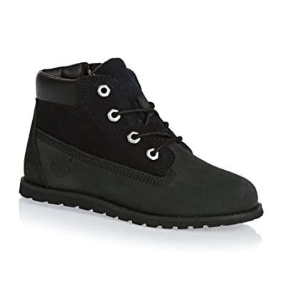 Timberland Infant Boys Pokey Pine 6 Inch Boots in Black