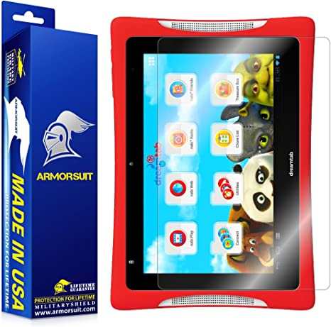 "Dmax Armor Nabi 2//Nabi 2S 7/"" Tablet Tempered Glass Full Cover Screen Protector"