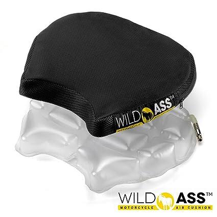 Wild Ass - Cojín de Aire para Motocicleta (Poliuretano ...