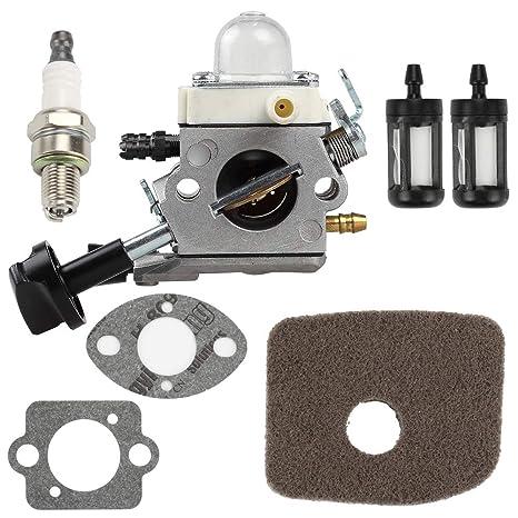 Trustsheer 4241 120 0616 soplador de carburador para STIHL ...
