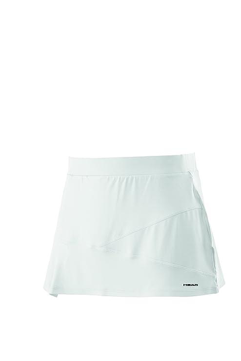 Head Ada - Falda pantalón (Skorts) de Tenis para Mujer, Color Turquesa, Talla L: Amazon.es: Deportes y aire libre