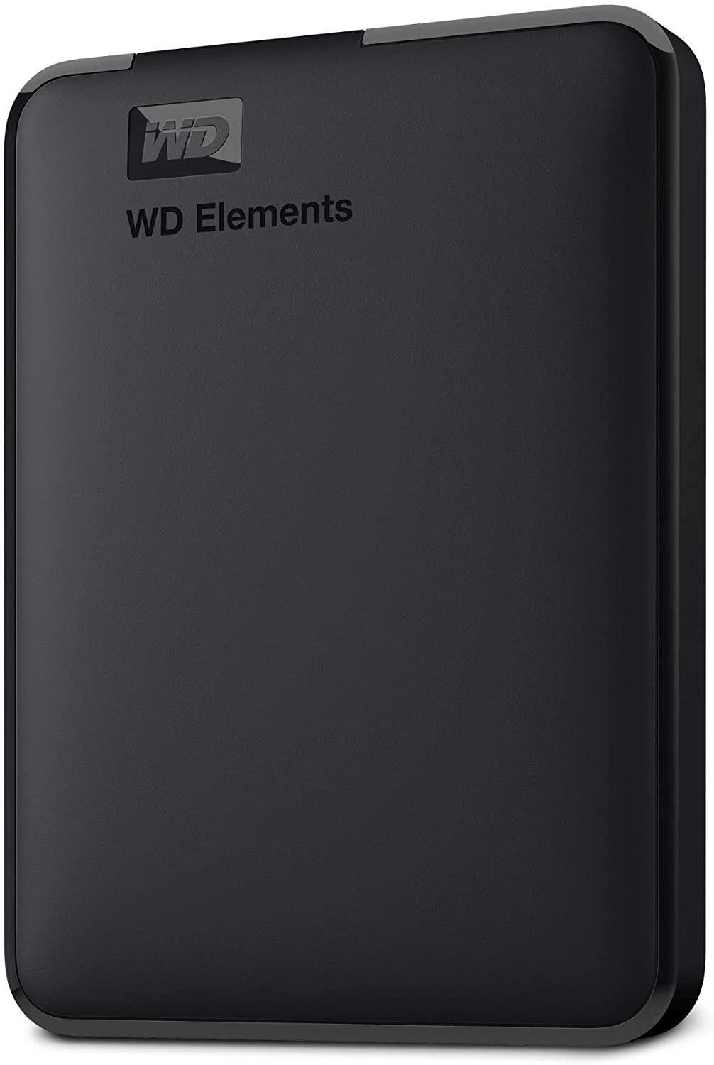 WD Elements - Disco duro externo portátil de 2 TB con USB 3.0, color negro