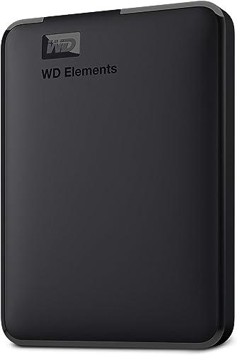 WB 2TB WDBU6Y0020BBK Elements Portable External Hard Drive review