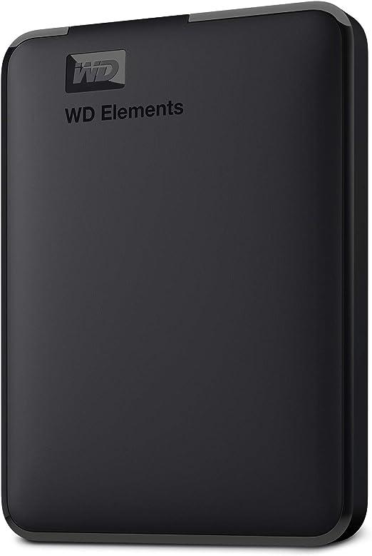 Wd Elements Portable Externe Festplatte 4 Tb Usb Computer Zubehör