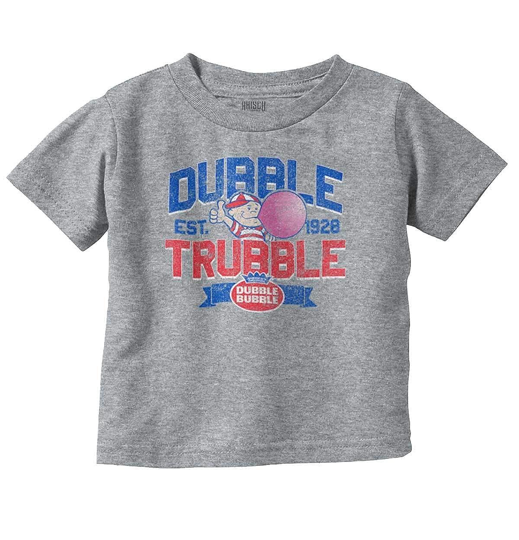 Original Dubble Trouble Bubble Gum Candy Toddler Infant T