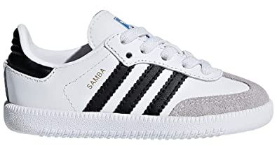 f81bf1135 Amazon.com | adidas Originals Samba - Boys' Toddler Baby Bb6969 ...