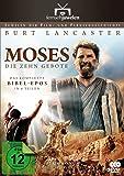 Moses: Die zehn Gebote - Das komplette Bibel-Epos in 6 Teilen (Fernsehjuwelen) [3 DVDs]