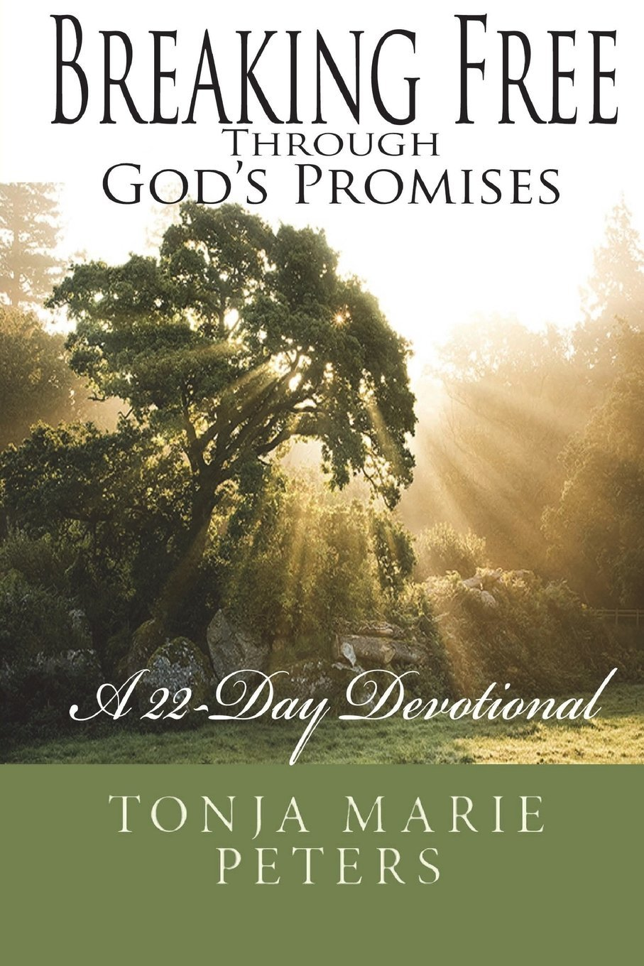 Download Breaking Free Through God's Promises 22-Day Devotional: Breaking Free Through God's Promises 22-Day Devotional pdf epub