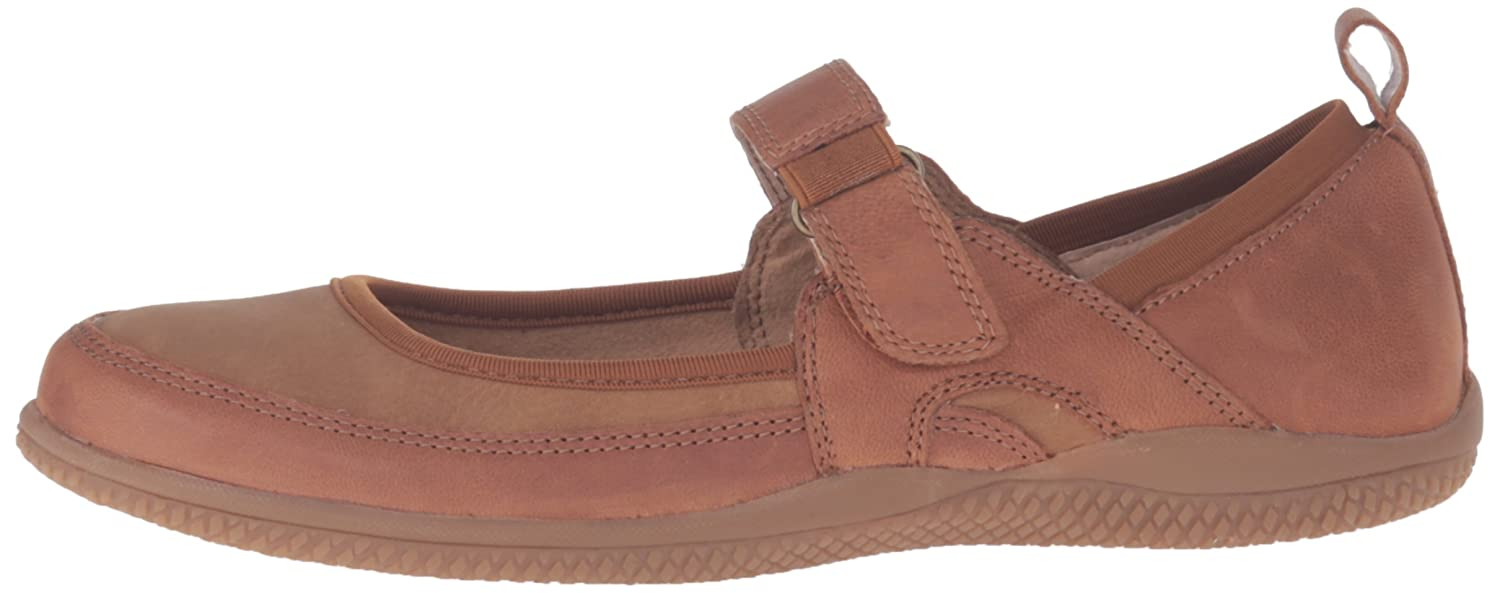 Softwalk Haddley Damen Schmal Rund Janes Nubukleder Mary Janes Rund ea9698