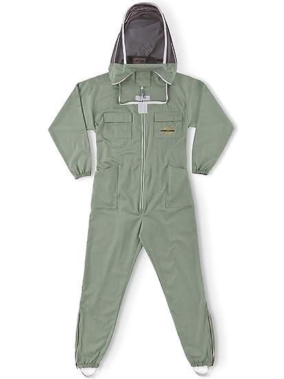 Amazon.com: NATURAL APIARY: traje apícola de ...