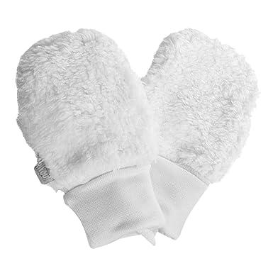 For you F/äustlinge Baby Winter Handschuhe M/ädchen Rosa Wei/ß
