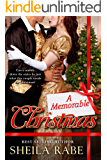 A Memorable Christmas (The Regency Belle Series)