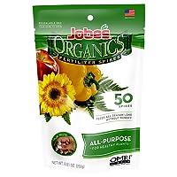 Deals on Jobe's Organics All Purpose Fertilizer Spikes, 50 Spikes