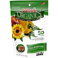 Jobe's Organics Fertilizer for All Purpose 8.81-Oz. (50 Spikes/Package)