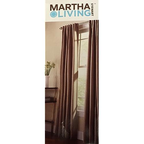 Martha Stewart Curtains Amazon Com