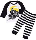 851c08564 Jual Halloween Pajamas Boys Glow in The Dark Children Skeleton ...