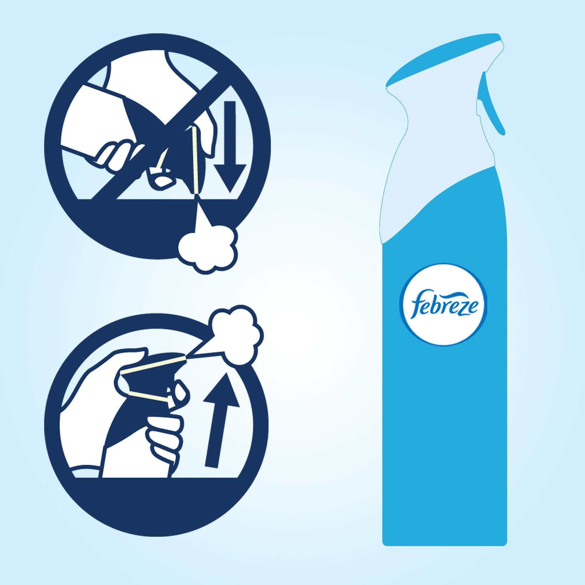 Febreze Air Effects Spring & Renewal Air Freshener (2 Count; 9.7 Oz Each) (Pack of 6) by Febreze (Image #6)