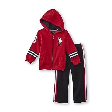 Con Niños De Chándal Outfit Para Polo Capucha Chaqueta Assn Us q8HTRw
